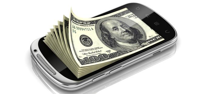 افزایش درآمد و  تجارت از طریق اپلیکیشن موبایل